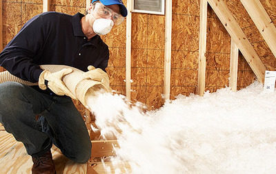 blown-in-insulation